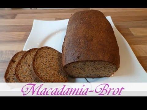 Macadamia-Brot