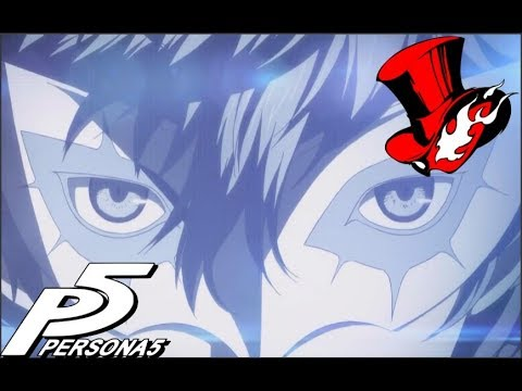 Gamers react to the Final Calling Card | Persona 5