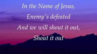 Darlene Zschech - In Jesus' Name - (with lyrics)
