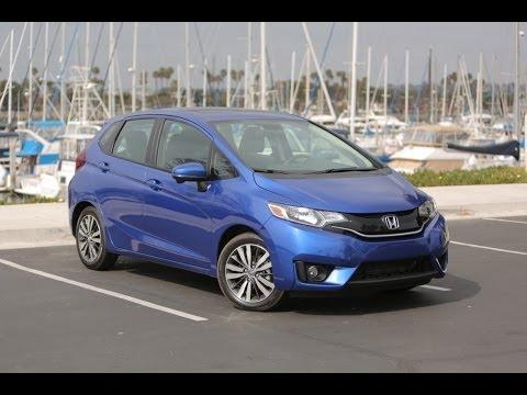 2015 Honda Fit Car Review