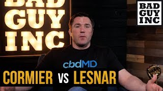 Why Hasn't The UFC Announced Daniel Cormier Vs Brock Lesnar?