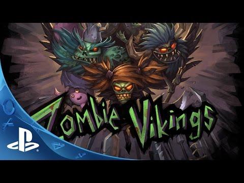Zombie Vikings Playstation 4
