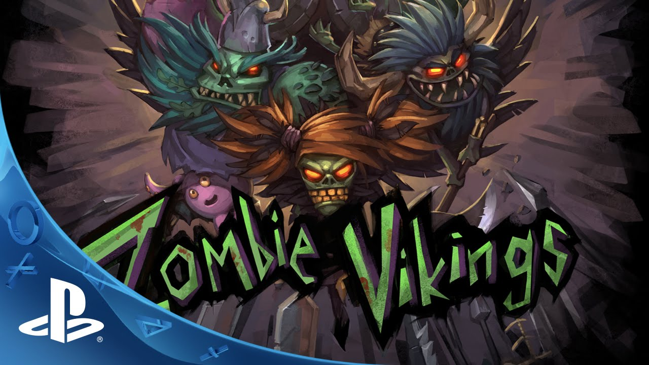 Zombie Vikings Coming to PS4