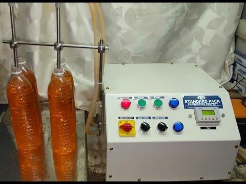 Milk Bottle Filling Machine