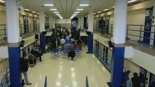 100 officers to Rikers Island Jail