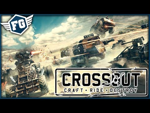 Crossout - Vesmírné A Rychlé Delirium
