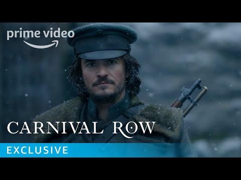 TV Trailer: Carnival Row (1)