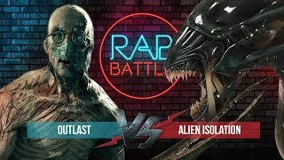 Рэп Баттл - Alien: Isolation vs. Outlast (реванш)