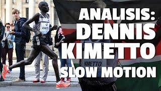 Download Video DENNIS KIMETTO, técnica de carrera - SLOW MOTION MP3 3GP MP4