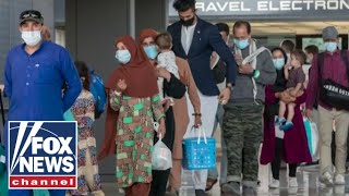 Whistleblower says Afghan refugees leaving US bases without being fully vetted