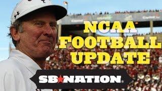 NCAA Football Update: Spring Practice Begins thumbnail