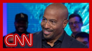 Van Jones to Andrew Yang: You're a businessman like Trump. How are you different?