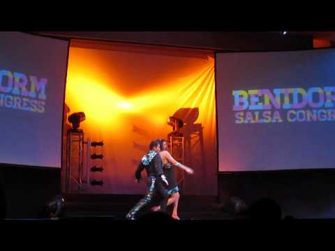 Sabor & Bembé Benidorm Salsa Congress