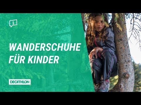 Wanderschuhe für Kinder | Der Crossrock von DECATHLON