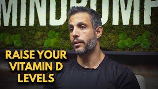Best Ways To Raise Your Vitamin D Levels | Benefits, Deficiencies, & Sources