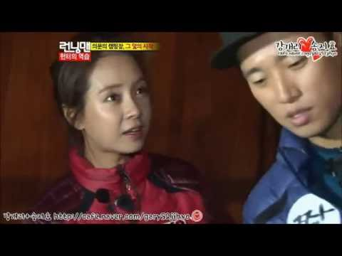 Monday Couple: Gary & Jihyo choose partner together [running man ep