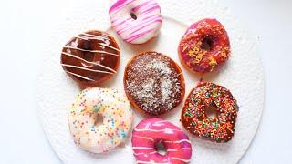 Как приготовить Пончики Донатсы / How to Make Donuts