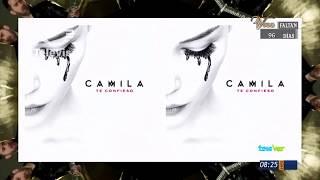 """Camila lanzará """"Te Confieso"""" el 25 de enero"""