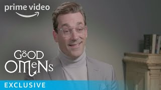 Good Omens - Featurette: An Inside Look | Prime Video
