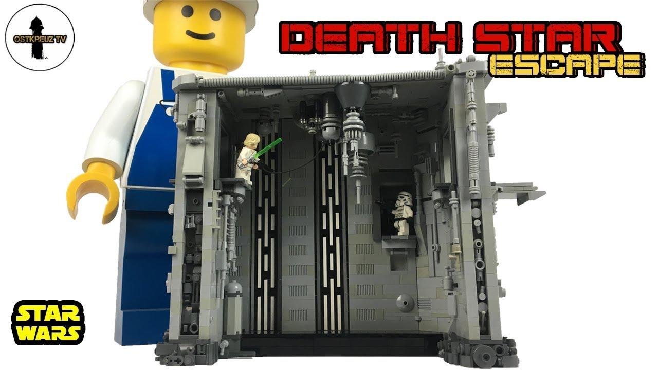 DEATH STAR ESCAPE | MOC | LEGO STAR WARS