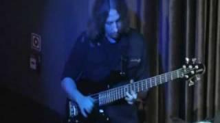 Tomek Zawadzki bass solo