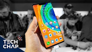 Huawei Mate 30 Pro Impressions - I'm Worried... | The Tech Chap