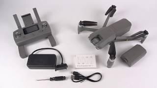 VTI Phoenix Foldable Camera Drone DRC-LSX10