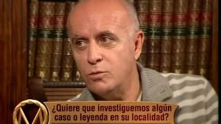 Misterium Las catedrales del oro viejo Entrevista a Miguel Blanco