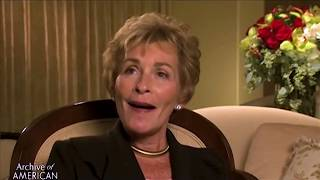 Judge Judy interview on her Life and Career (2009)