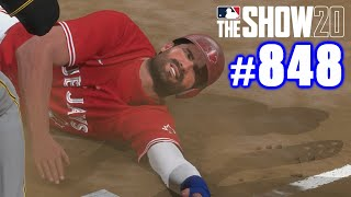 WRITHING IN PAIN! | MLB The Show 20 | Road to the Show #848