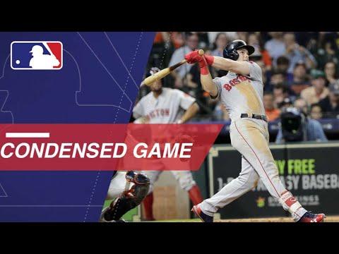 Condensed Game: BOS@HOU – 6/2/18