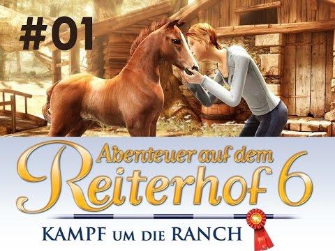 Let´s Play Abenteuer auf dem Reiterhof 6 [PC] #01 - Die Panne