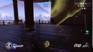 Overwatch - Mercy's special voice line for Genji