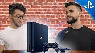 EL UNBOXING más ESPECIAL - PlayStation Pro 500 millones Edición Limitada