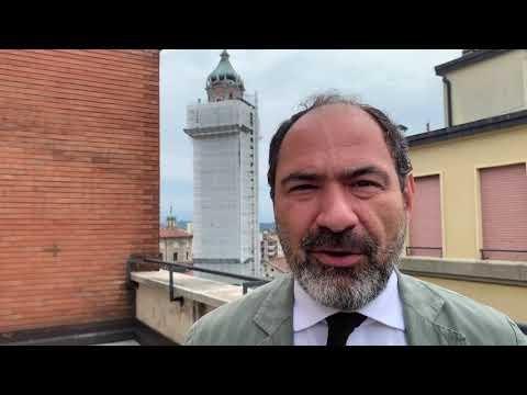 Il direttore del teatro di Varese si candida con Forza Italia alle prossime elezioni