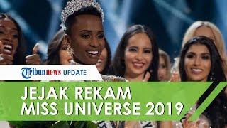Jejak Rekam Zozibini Tunzi, Miss Afrika Selatan yang Dinobatkan Menjadi Miss Universe 2019