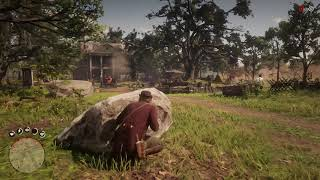 Red Dead Redemption 2 - Preaching Forgiveness as He Went - Mission From Lenny Story Walkthrough