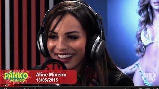 Aline Mineiro - Pânico - 13/05/15
