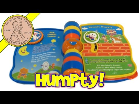 VTech Rhyme and Discover Flip Book Musical Nursery Rhymes Kids Toy Reviews