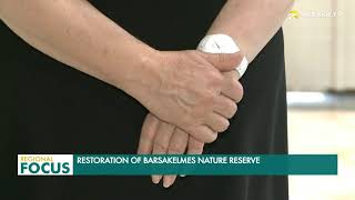 Restoration of Barsakelmes Nature Reserve