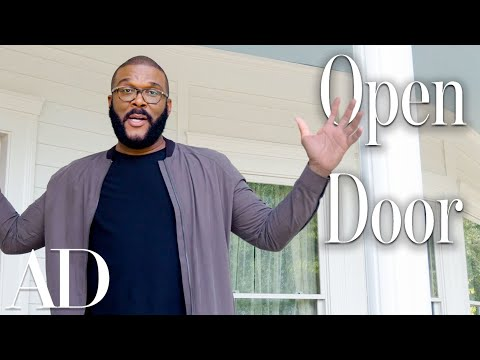 Download Inside Tyler Perry's 300-Acre Studio Compound in Atlanta | Open Door | Architectural Digest HD Mp4 3GP Video and MP3