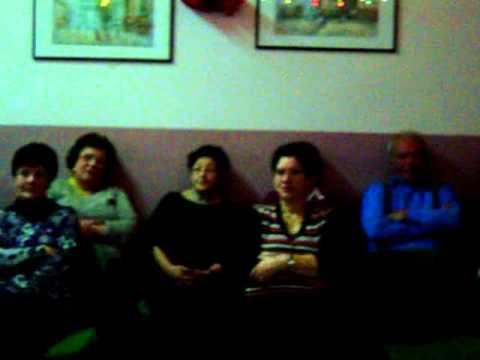 Serata al Centro Diurno Contrada Bordone 15/11/2008