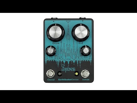 EARTHQUAKER DEVICES Spires Kytarový efekt