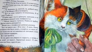 Поучительные сказки кота Мурлыки #5 аудиосказка онлайн с картинками слушать