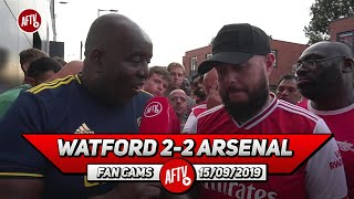 Watford 2-2 Arsenal | Emery Has To Go If We Don't Make Top 4!! (DT)