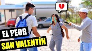 CAZANDO INFIELES Ep. 03 | Le puso los CUERN0S en San Valentín