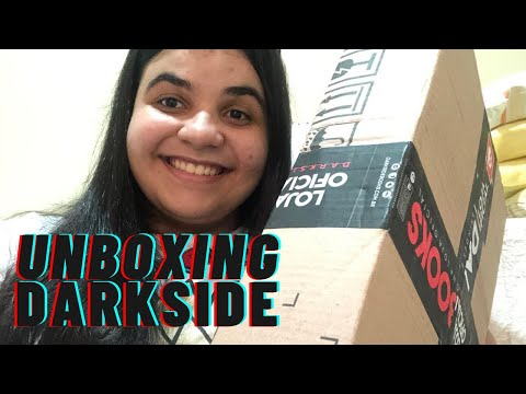 MEGA Unboxing da DarkSide Books | Lendo com Bia