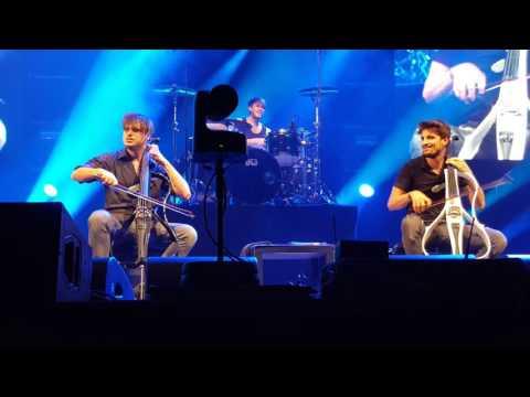2CELLOS Smells Like Teen Spirit Berlin (Live)