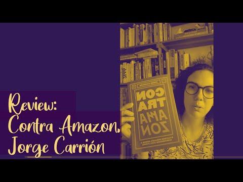 Resenha: Contra Amazon, de Jorge Carrión e algumas reflexões sobre como gastamos nosso dinheiro