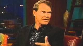 Glen Campbell Sings Hits Medley & Talks About Elvis